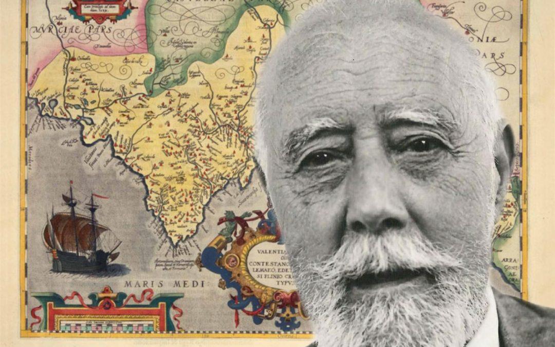 Carles Sarthou Carreres, mes que un erudit