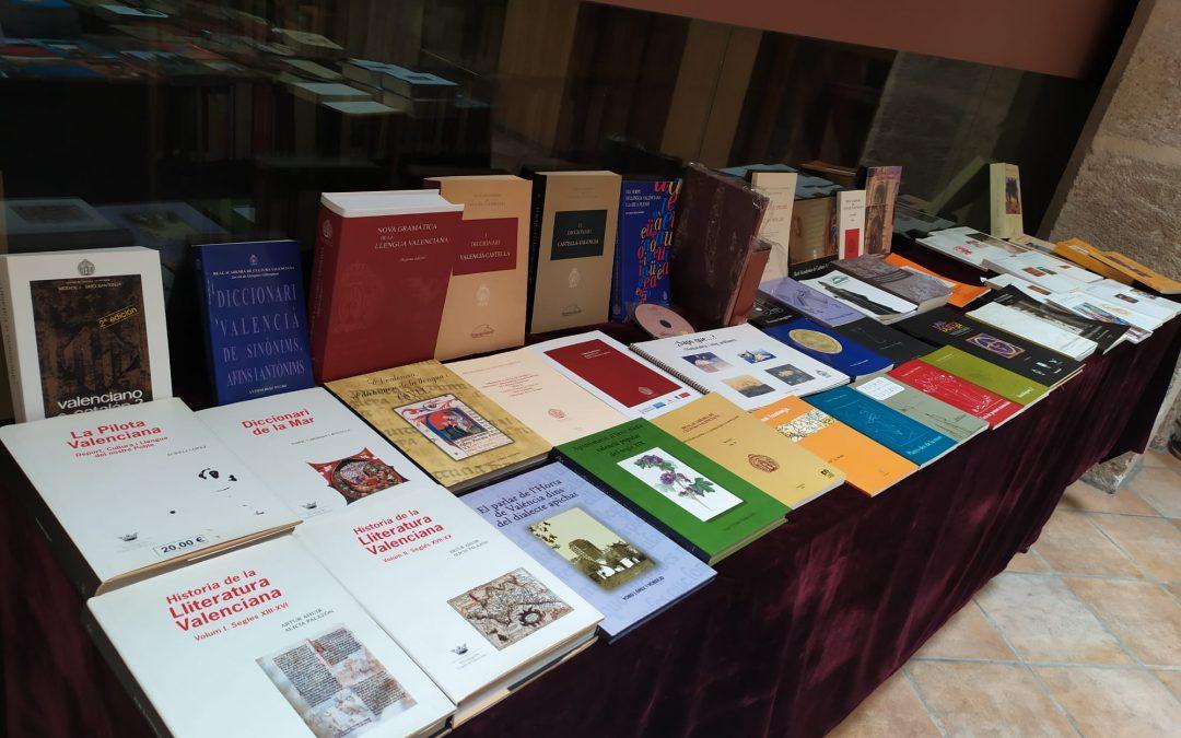 La RACV organisa la XXX Fira del Llibre Valencià del 7 a l'11 de juny