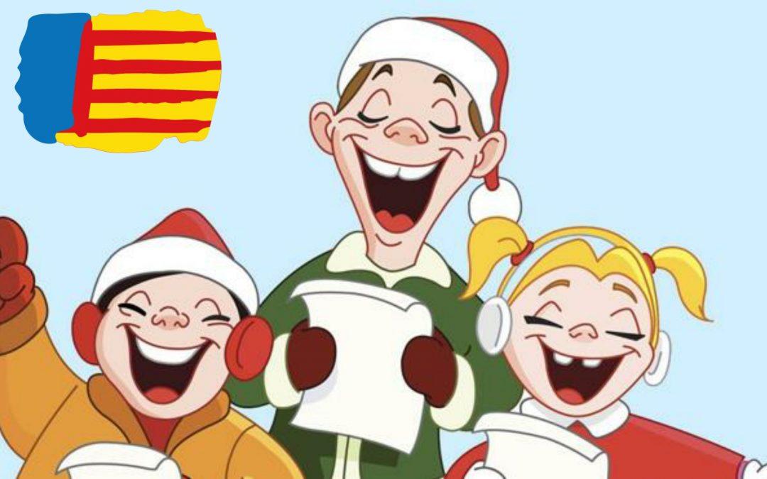 Nadalenques en Llengua Valenciana