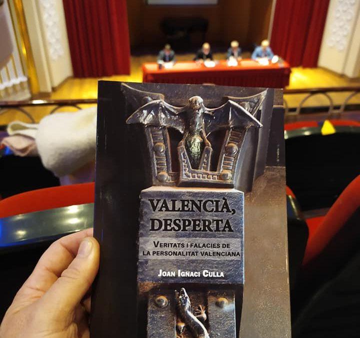 Valencià, desperta (Resenya bibliografica)