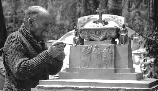 Marià Benlliure, el brillant escultor valencià
