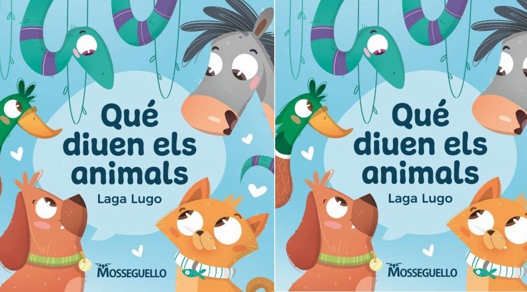 Qué diuen els animals – Video educatiu infantil per a bebés en Llengua Valenciana