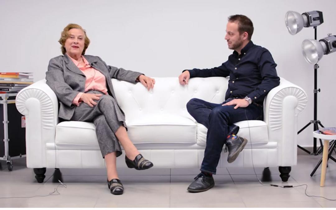 Mª Dolors García Broch: «Primer lo meu, i lo meu es Valéncia»