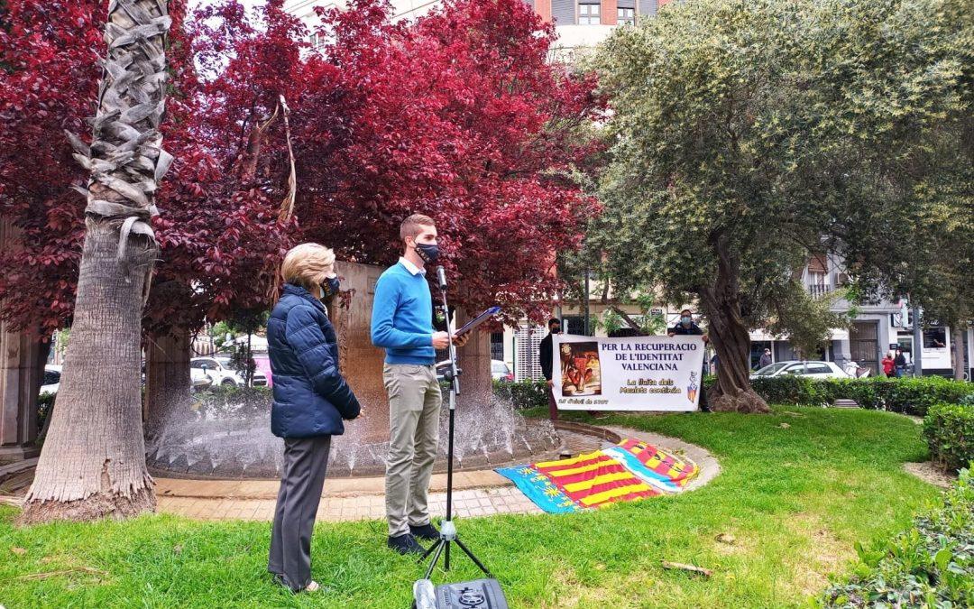 Rubén Castelló: «Els Maulets son eixemple de valentia i de corage i deuen ser els nostres referents de batalla per a poder seguir lluitant»