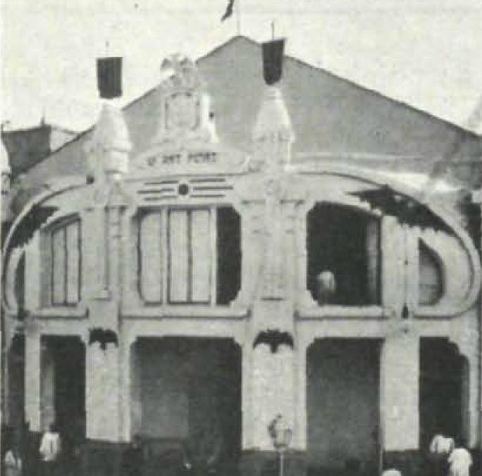 El teatre 'Lo Rat Penat' de Madrit