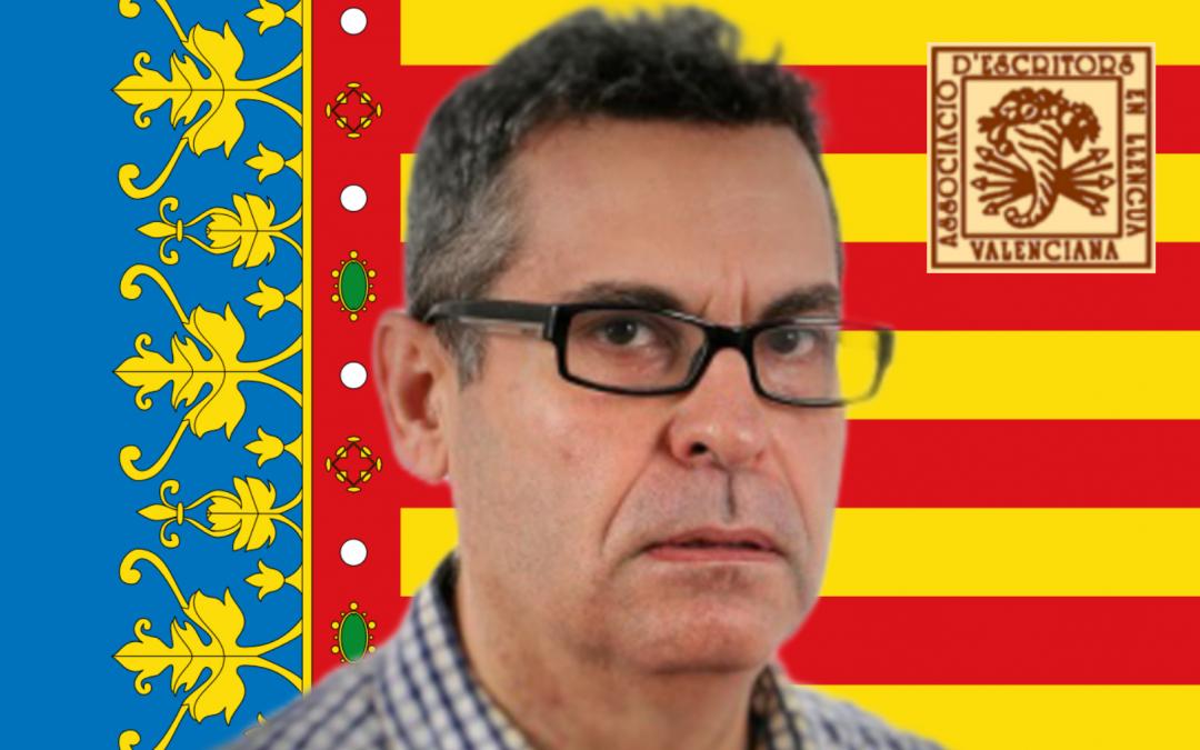 Joan Josep Serra guanya el Concurs de Microrrelats de l'Aellva en el seu treball 'No mos fareu murcians'