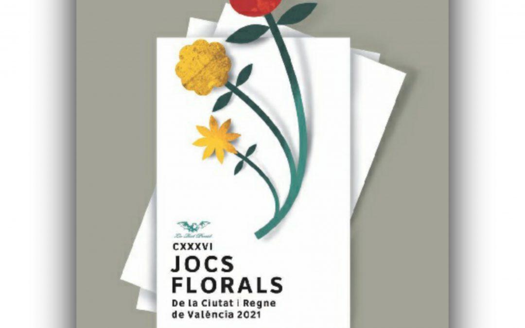 Ya estan les bases de la CXXXVI edició dels Jocs Florals de la Ciutat i Regne de Valéncia