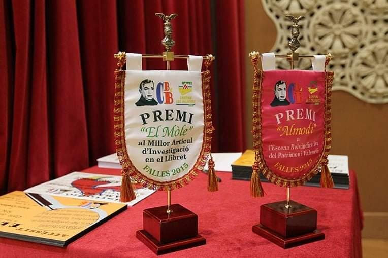 Èxit de participació en els premis del Casal Bernat i Baldoví