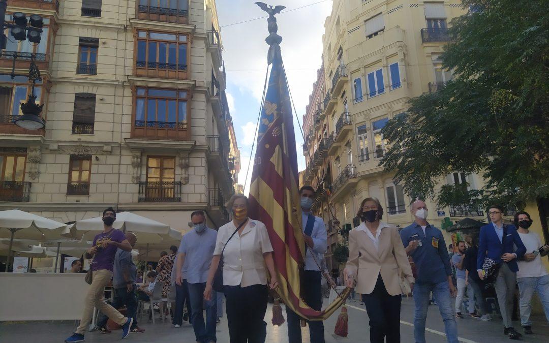 El valencianisme més reivindicatiu és manifesta per l'identitat valenciana